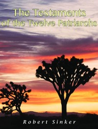 Cover Testaments of the Twelve Patriarchs