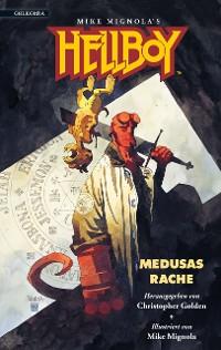 Cover Hellboy 1 - Medusas Rache