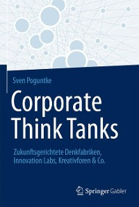 Cover Corporate Think Tanks