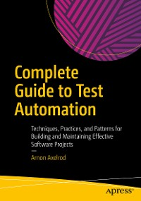 Cover Complete Guide to Test Automation
