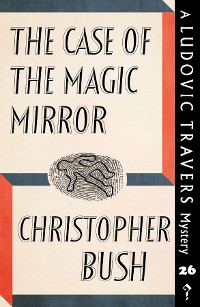Cover The Case of the Magic Mirror