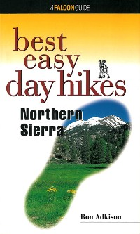Cover Best Easy Day Hikes Northern Sierra