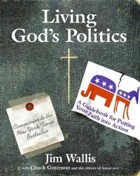 Cover Living God's Politics