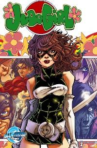 Cover Judo Girl #2 volume 1