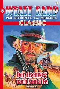 Cover Wyatt Earp Classic 9 – Western