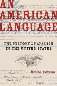 Cover An American Language
