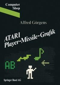Cover ATARI Player-Missile-Grafik