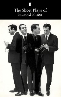 Cover The Short Plays of Harold Pinter