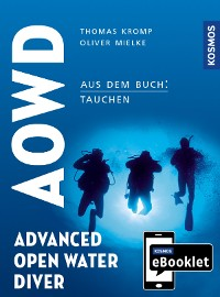 Cover KOSMOS eBooklet: Advanced Open Water Diver (AOWD)