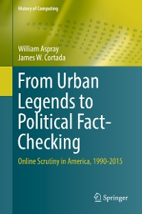 Cover From Urban Legends to Political Fact-Checking