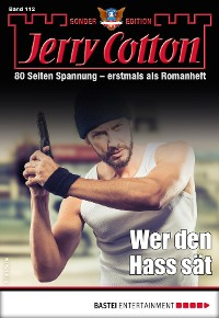 Cover Jerry Cotton Sonder-Edition 112 - Krimi-Serie