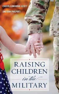 Cover Raising Children in the Military