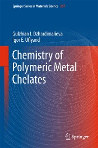 Cover Chemistry of Polymeric Metal Chelates