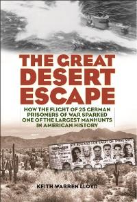 Cover The Great Desert Escape