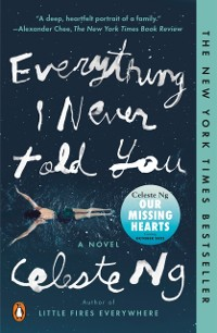 Cover Everything I Never Told You