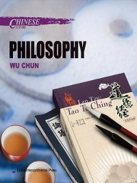 Cover Chinese Culture: Philosophy (中国文化·哲学思想)