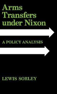 Cover Arms Transfers under Nixon