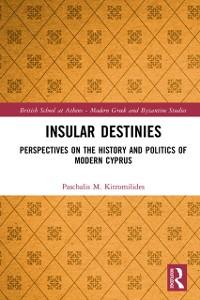 Cover Insular Destinies