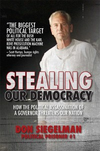 Cover Stealing Our Democracy