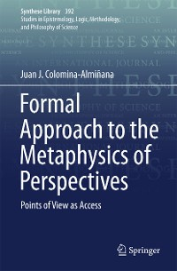 Cover Formal Approach to the Metaphysics of Perspectives