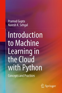 Cover Introduction to Machine Learning in the Cloud with Python
