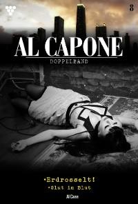 Cover Al Capone Doppleband 8 – Kriminalroman