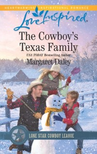 Cover Cowboy's Texas Family (Mills & Boon Love Inspired) (Lone Star Cowboy League: Boys Ranch, Book 4)