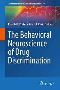 Cover The Behavioral Neuroscience of Drug Discrimination