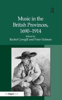 Cover Music in the British Provinces, 1690-1914