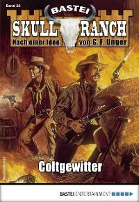 Cover Skull-Ranch 33 - Western