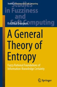 Cover General Theory of Entropy
