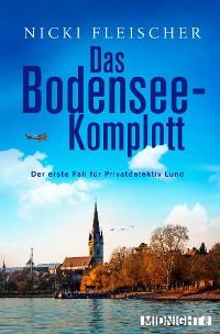 Cover Das Bodensee-Komplott