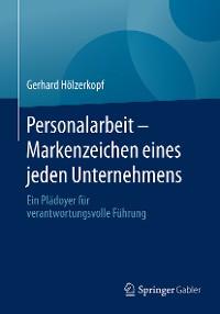 Cover Personalarbeit - Markenzeichen eines jeden Unternehmens