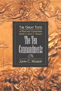 Cover The Ten Commandments