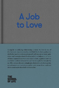 Cover A Job to Love