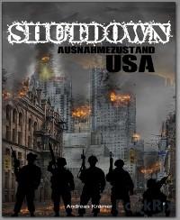 Cover Shutdown - Ausnahmezustand USA