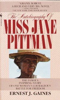 Cover Autobiography of Miss Jane Pittman