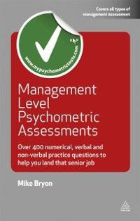 Cover Management Level Psychometric Assessments