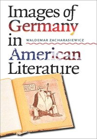 Cover Images of Germany in American Literature