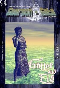 """Cover GAARSON-GATE 054: """"Götter aus Eis"""""""