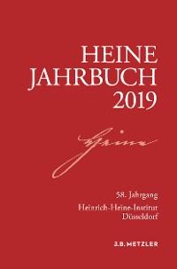 Cover Heine-Jahrbuch 2019