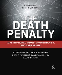 Cover Death Penalty