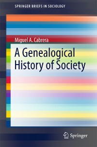 Cover A Genealogical History of Society