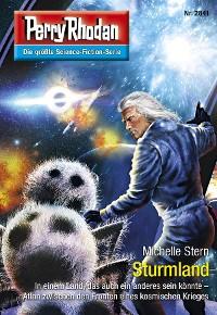 Cover Perry Rhodan 2841: Sturmland