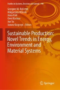 Cover Sustainable Production: Novel Trends in Energy, Environment and Material Systems