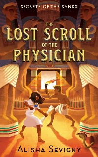 Cover The Lost Scroll of the Physician