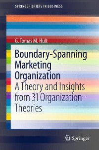 Cover Boundary-Spanning Marketing Organization