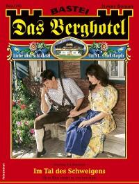 Cover Das Berghotel 242 - Heimatroman