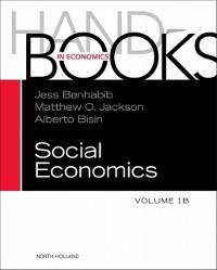 Cover Handbook of Social Economics