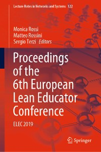 Cover Proceedings of the 6th European Lean Educator Conference